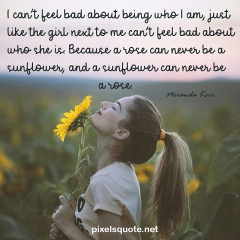 Beautiful Sunflower Quotes 2.