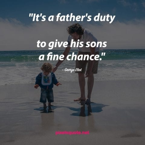 Best Father Son Quotes