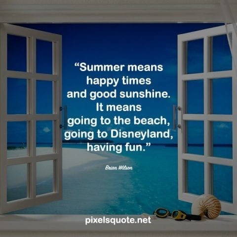 Cute Summer Quotes.