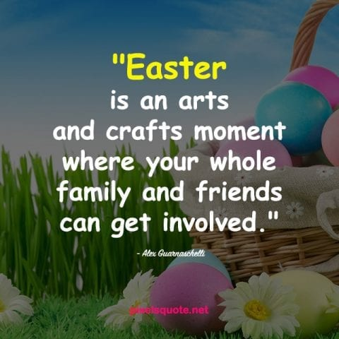 Easter Holiday Quotes