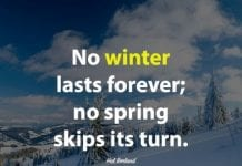 Famous Winter Quotes 1