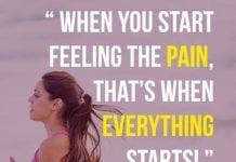 Fitness quotes for women 3.