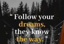 Following your dream quotes 09.