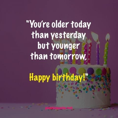 50 Funny Birthday Quotes For You And Friends Pixels Quote