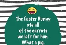 Funny Easter Quote 1.
