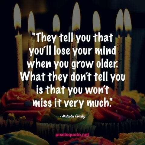 Funny Old Birthday Quotes