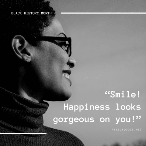 Happiness Smile Quotes.
