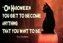 Happy Halloween quotes.