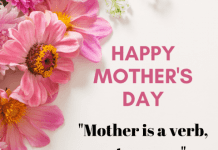 Happy Mother's Day Quotes.