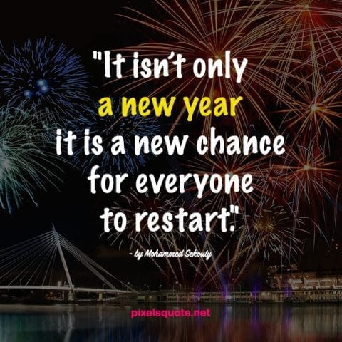 Happy New Year Quotes 3.