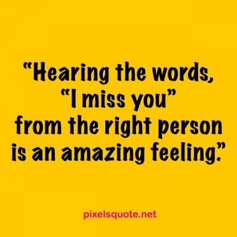 50+ Quotes about I Miss You | Pixels Quote