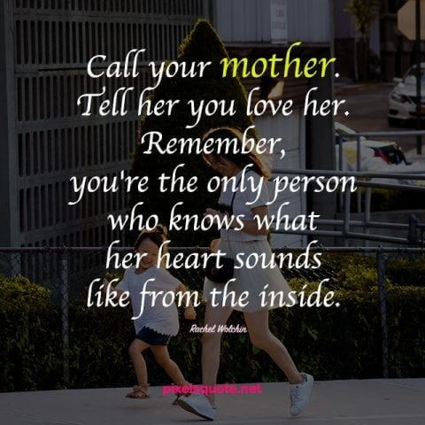 Quote about Mother