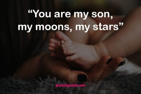 50+ Dearest Son Quotes from Mom | Pixels Quote
