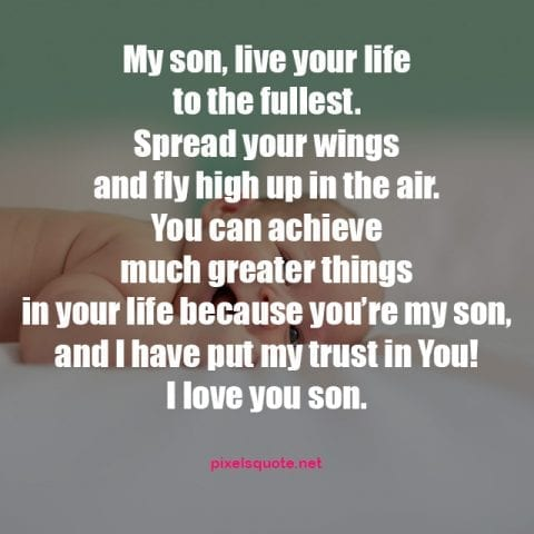 Love quotes for sons