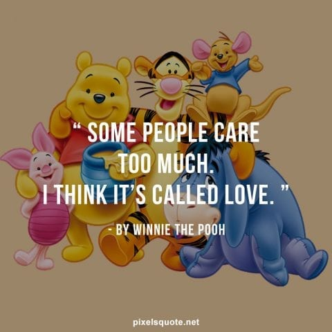 Winnie the Pooh quotes 1.